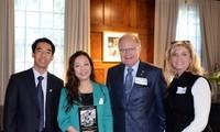 Veröffentlichung des zweites Buches über Präsident Ho Chi Minh in Kanada