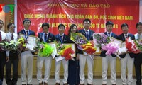 Ehrung vietnamesischer Talente