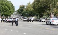Schüsse vor Kongresssgebäude in Washington