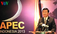 Vietnam integriert sich aktiv in der APEC