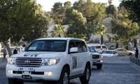 Zweites Team von OPCW in Syrien eingetroffen