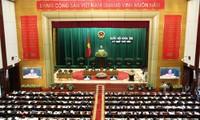 Abgeordnete diskutieren Korruptionsbekämpfung 2013