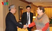 Vietnam und USA legen internationale Kriterien im MIA/POW-Bereich fest