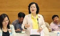 Vorschläge der Abgeordneten zur Korruptionsbekämpfung