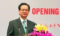 Neue Phase zur Zusammenarbeit zwischen Vietnam, Nahost und Nordafrika