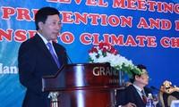 ASEM-Konferenz zum Kampf gegen Klimawandel