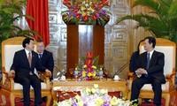 Verstärkung der Vietnam-Mongolei-Beziehungen