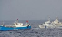 """Nordostasien 2013: """"Gewitter"""" über Meer und Inseln"""