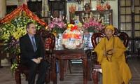 Buddhistenverband trägt zum Aufbau des nationalen Solidaritätsblocks bei