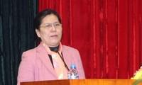 Frauenunion Vietnams setzt Verfassung 2013 um