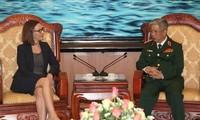 Vietnam und die USA fördern Beseitigung der Kriegsfolgen