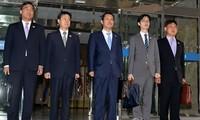 5. Verhandlungsrunde über Industriezone Kaesong zwischen Nord- und Südkorea