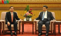 Verstärkung der strategischen Beziehungen zwischen Vietnam und China