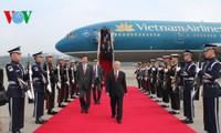 KPV-Generalsekretär Nguyen Phu Trong beginnt seinen Südkorea-Besuch