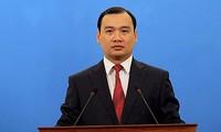 Vietnam hofft auf Wiederherstellung der Stabilität in Hongkong