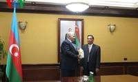 Vietnam-Aserbaidschan-Beziehungen vor guten Perspektiven