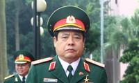 Verteidigungsminister Thanh besucht China