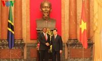 Stärkung der Beziehungen zwischen Vietnam und Tansania