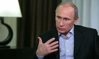 Putin: Russland ist nicht isoliert