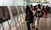 Fotoausstellung über vietnamesische Kulturschätze in Hanoi