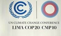 UN-Klimakonferenz erreicht Rahmenvereinbarung für Weltklimavertrag