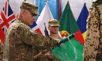 Nato beendet ihre 13-jährige Kampfmission in Afghanistan