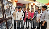 Fotoausstellung über die revolutionäre Karriere von Vo Nguyen Giap in Thai Nguyen
