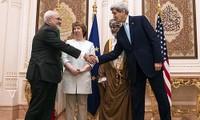 Anstrengungen zur Förderung der Verhandlungen über das iranische Atomprogramm