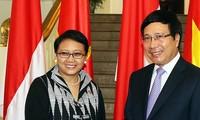 Vietnam und Indonesien: Handelsvolumen soll 2018 auf zehn Milliarden Dollar steigen