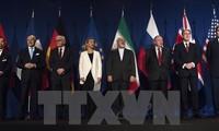 Reaktionen der Weltgemeinschaft auf Vereinbarung zwischen P5+1-Gruppe und Iran