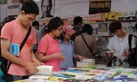 Buchfest zum vietnamesischen Tag des Buches