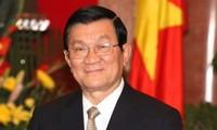 Truong Tan Sang wird an Weltkriegsgedenken in Russland teilnehmen