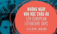 Europäische Literaturtage 2015: Kulturbrücke zwischen Vietnam und Europa