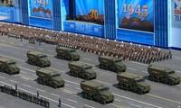 Militärparade zum 70. Jahrestag des Sieges der Sowjetunion über den Faschismus