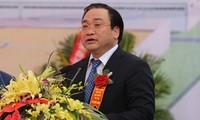 Vize-Premierminister Hai schätzt Technolgie-Projekte Südkoreas in Ha Nam