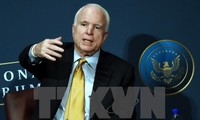 Der ukrainische Präsident ernennt John McCain zum Berater