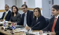 Neue Verhandlungsrunde über Normalisierung diplomatischer USA-Kuba-Beziehungen