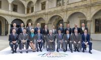 """G7-Finanzminister und Notenbankchefs diskutieren das Thema """"Griechenland"""""""
