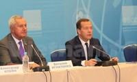 Medwedew lobt FTA zwischen Vietnam und Eurasischer Wirtschaftsunion