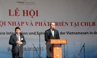 40jährige Integration und Entwicklung der Vietnamesen in Deutschland