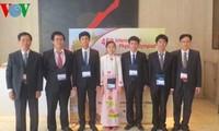 Vietnam erreicht drei Goldmedaillen bei internationaler Physik-Olympiade
