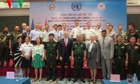 Vietnam hat Verantwortung für Beteiligung an UN-Friedensmissionen