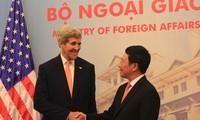 John Kerry: TPP kann Ende diesen Jahres vervollkommnet werden