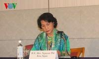 Vietnam trägt zur Gleichberechtigung der Geschlechter in der Welt bei