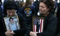 Gedenkfeier für die Opfer der Terroranschläge vom 11. September