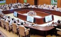 Aufsichtsaktivitäten und Fragestellungen des Parlaments