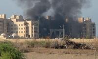 IS bestätigt Angriffe auf Gebäude der jemenitischen Regierung