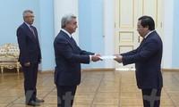 Armenien will Zusammenarbeit mit Vietnam verstärken