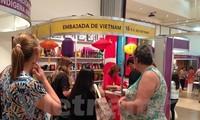 Vietnam nimmt an Mercosur Messe für Handwerk und Handarbeit in Argentinien teil