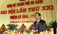 Parteikonferenzen in Danang, Hau Giang, Tra Vinh, Binh Dinh und Vinh Phuc